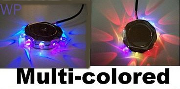 Ringpuk LED Lights multicolor