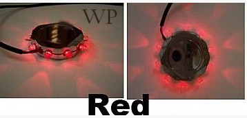 Ringpuk LED Lights rot