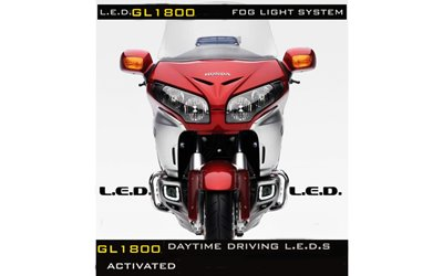 LED Fog Light`s mit Blinker
